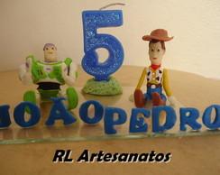 Vela Do Toy Story