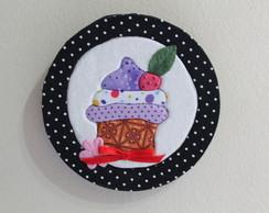 Quadrinho Cupcake