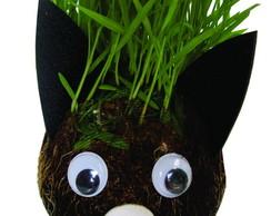 Boneco ecologico Fred o gato Arrepiado