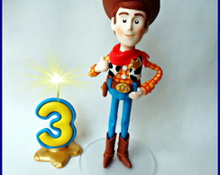 Woody+vela By Liliartes