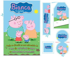 Kit Peppa Pig (pg01)