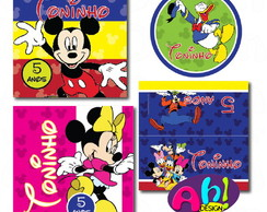 Kit Festa - Mickey Turma