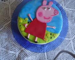 Mini bolo da  Pepa