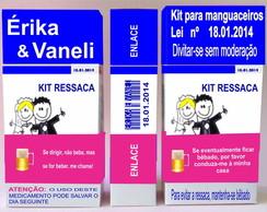 Caixa para Kit Ressaca Personalizado