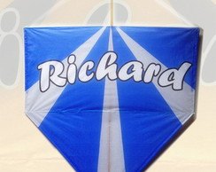 Pipa com nome Richard