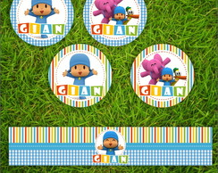 Pocoyo - Kit Digital