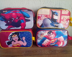 Necessaire Retangular Super Her�is