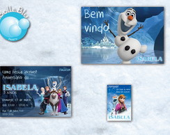 Frozen Kit Festa Digital New