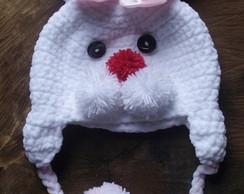 Gorro coelha amorosa