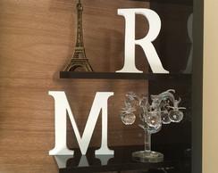 Letra Decorativa 15cm Para Mesa***Cada