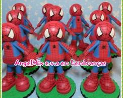 Miniaturas do homem aranha