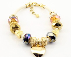 Pulseira Pandor Inspired Love