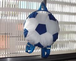 Mochila Bola Azul