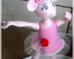 Angelina Ballerina Topo de Bolo
