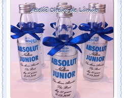 Mini Garrafinha Absolut 60 Ml