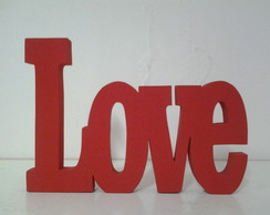 Love Decorativo 14 alt. Pintado