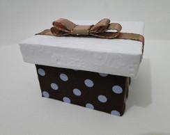 Caixa em MDF porta-doces ou lembran�a