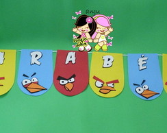 painel parab�ns angry birds