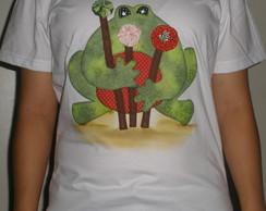 Camiseta sapinho