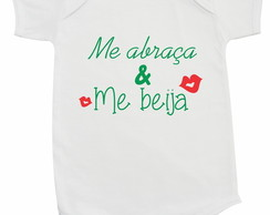 Me abra�a & Me Beija - Body Custom