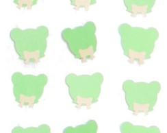 Aplique Cabe�a De Urso P