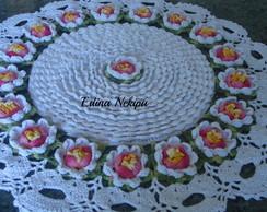 tapete flor maracuja