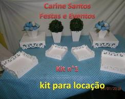 Kit Para Loca��o N� 01