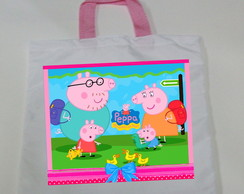 Eco Bag Peppa Pig