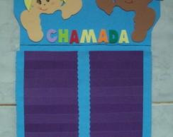 Cartaz Chamada Sala de Aula