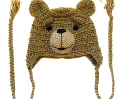 Touca de Croch� Ted INFANTIL