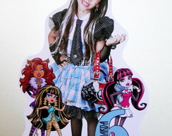 Totem para mesa Monster High