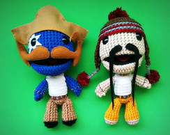 Sackboy PERSONALIZADO Little Big Planet