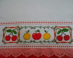 Pano de Copa - Frutas 4