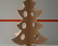 Recorte Arvore Natal Vazado 3mm