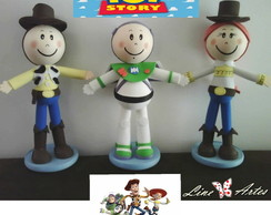 3 Personagens Toy Story