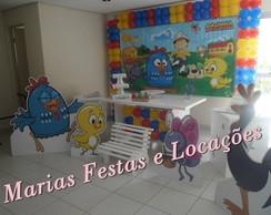 Decora��o de Festas Temas Infantis