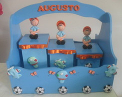 Kit Higiene 6 pe�as Augusto
