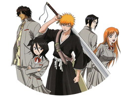 Botton - Bleach