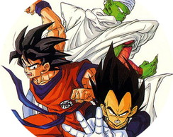 Botton - Dragon Ball
