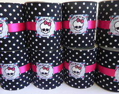 Latas Monster High