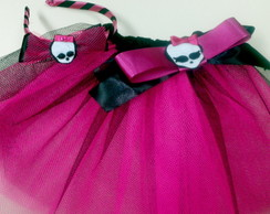 Kit arco + tutu Monster High