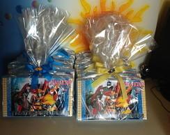 Estojo Escolar 42 Pe�as Transformers
