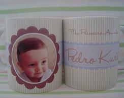 Caneca De Porcelana Personalizada MT0622