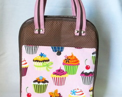 Lunch Bag T�rmica C/ Z�per 16-encomende