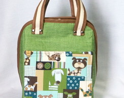 Lunch Bag T�rmica C/ Z�per 17-encomende