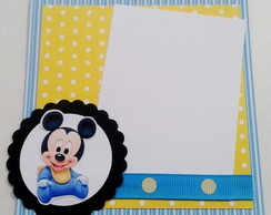 Mini Porta-retrato Disney Baby