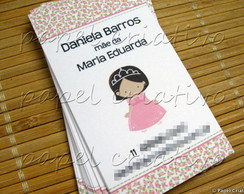 Mommy Cards - modelo Camila