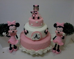 Personagens Para Festa Proven�al Minnie
