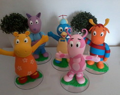 Turma Backyardigans