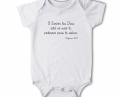 Body/camiseta Frases - Te Salvar